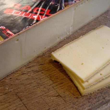 Raclette AOP Bagnes 98 en tranches