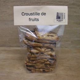 Croustille de fruits 150g