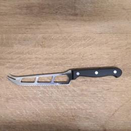 Couteau à fromage Noir 3 rivets