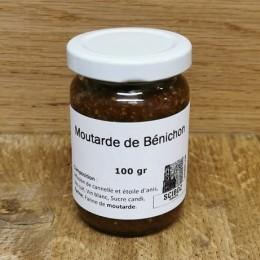 Notre moutarde de Bénichon 100g