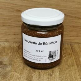"\""Bénichon\"" mustard 200gr"