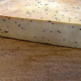 Raclette assaisonné grain de moutarde (rond)