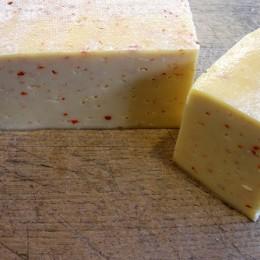 Raclette assaisonnée paprika (carré)