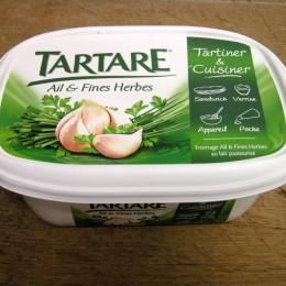 Tartare ail et fines herbes 1.000Kg